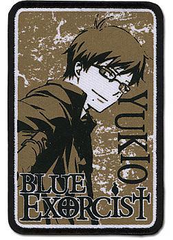 Blue Exorcist Patch - Yukio Portrait