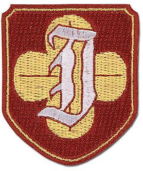 A Certain Scientific Railgun Patch - School Emblem