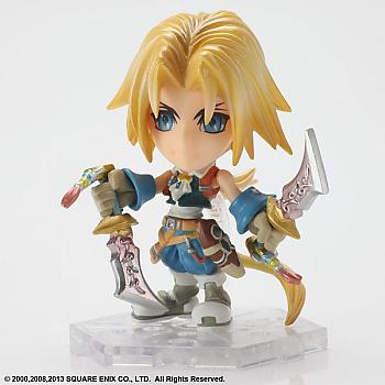 Final Fantasy IX  Trading Arts Kai Action Figure - Zidane