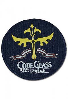Code Geass Patch - Knight of Britannia Symbol