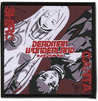 Deadman Wonderland Patch - Ganta & Shiro