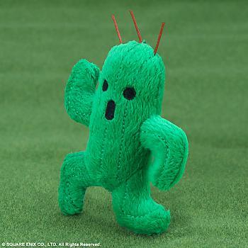 Final Fantasy Mini Mascot Plush - Cactaur