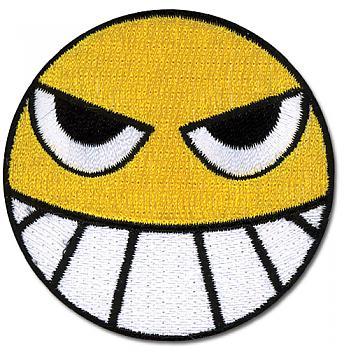 Deadman Wonderland Patch - Smiley Face