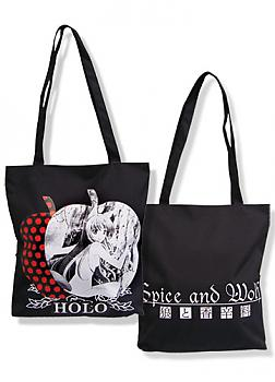 Spice and Wolf Tote Bag - Holo