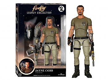 Firefly Legacy Action Figure - Jayne Cobb