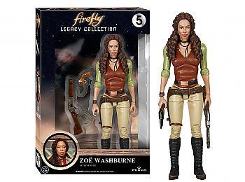 Firefly Legacy Action Figure - Zoe Washburne
