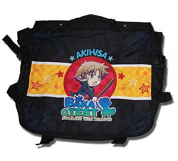Baka and Test Messenger Bag - Akihisa