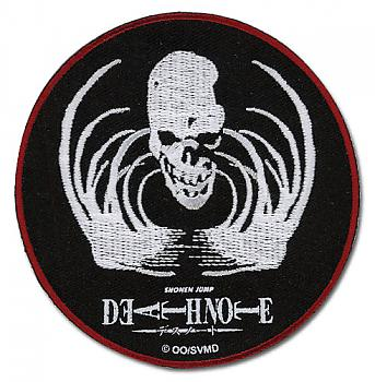 Death Note Patch - Skull and Bones
