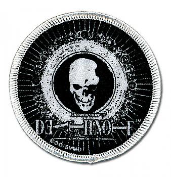 Death Note Patch - Skull Icon