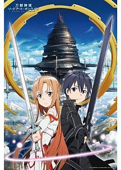Sword Art Online Puzzle - Kirito & Asuna (1000pcs)