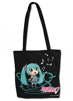 Vocaloid Tote Bag - Chibi Hatsune Miku