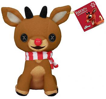 Rudolph the Red-Nosed Reindeer Plushie - rudolph
