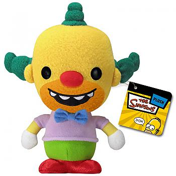 The Simpsons Plushie - Krusty the Clown