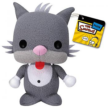 The Simpsons Plushie - Scratchy