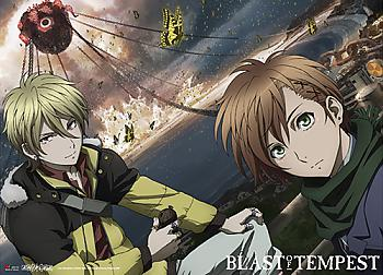 Blast of Tempest Wall Scroll - Group 2 [LONG]