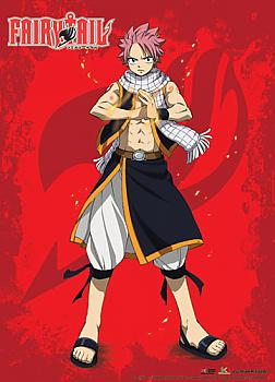 Fairy Tail Wall Scroll - Natsu Pose