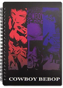 Cowboy Bebop Notebook - Faye