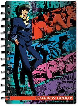 Cowboy Bebop Notebook - Spike