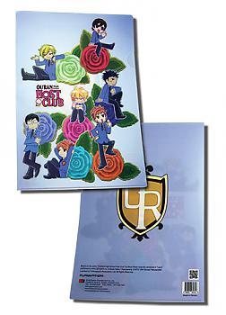 Ouran High School File Folder - SD Group