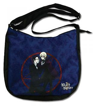 Black Butler 2 Messenger Bag - Claude & Alois