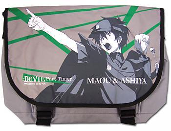 Devil is a Part Timer Messenger Bag - Maou & Ashiya