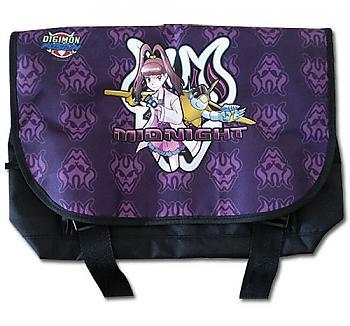 Digimon Messenger Bag - Midnight