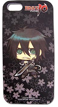Brave 10 iPhone 5 Case - Kirigakure Saizo