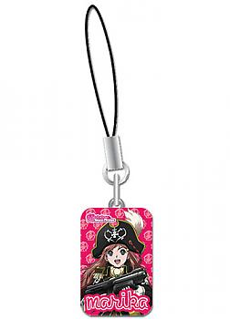 Bodacious Space Pirates Phone Charm - Marika