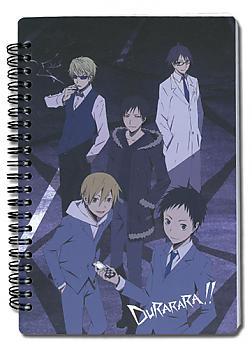 Durarara!! Notebook - Group