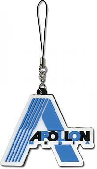Tiger & Bunny Phone Charm - Apollon Media