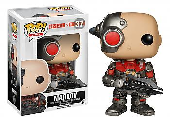 Evolve POP! Vinyl Figure - Markov