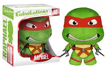 Teenage Mutant Ninja Turtles Fabrikations Soft Sculpture - Raphael