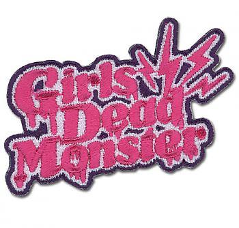 Girls Dead Monster Patch - Logo