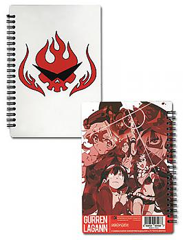 Gurren Lagann Notebook - Dai Gurren