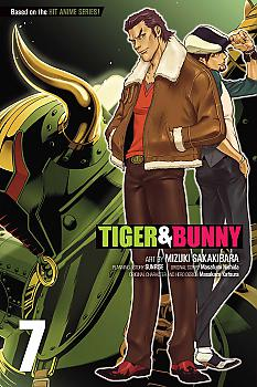 Tiger & Bunny Manga Vol.   7