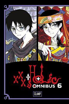 xxxHOLiC Omnibus Manga Vol.   6
