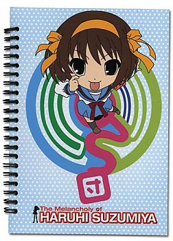 Haruhi Notebook - Haruhi