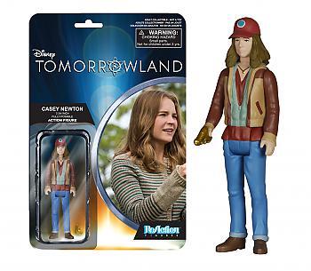 Tomorrowland ReAction 3 3/4'' Retro Action Figure - Casey Newton (Disney)