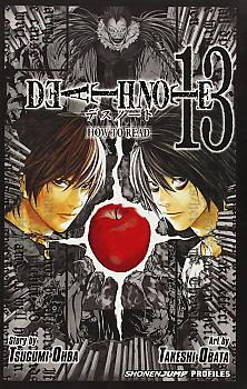 Death Note Manga Vol. 13: How to Read