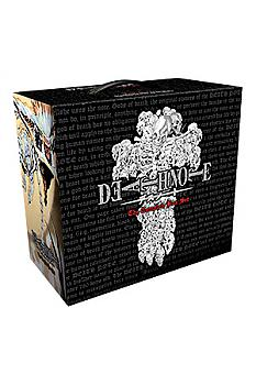 Death Note Manga Vol.   1: Volumes 1 - 13 (Box Set)