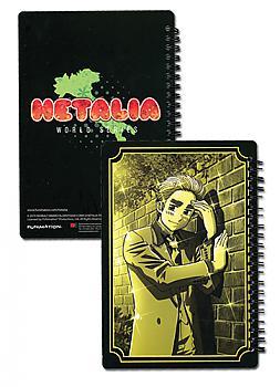 Hetalia Notebook - England