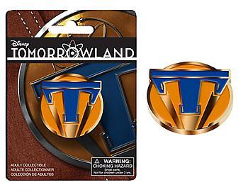 Tomorrowland Pins - Tomorrowland Ver. 1 (Disney)