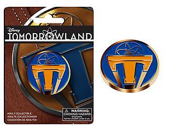 Tomorrowland Pins - Tomorrowland Ver. 2 (Disney)
