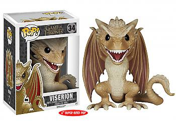 "Game of Thrones 6"" POP! Vinyl Figure - Viserion Dragon"