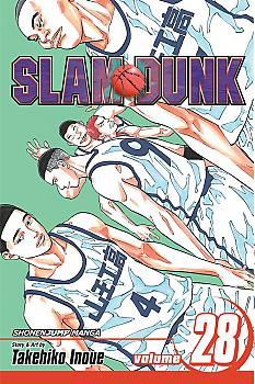 Slam Dunk Manga Vol.  28