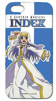 A Certain Magical Index iPhone 5 Case - Index