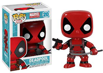 Deadpool POP! Vinyl Figure - Deadpool (Marvel)
