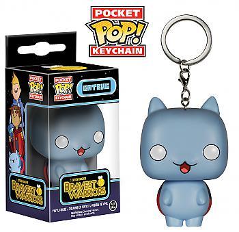 Bravest Warriors Pocket POP! Key Chain - Catbug