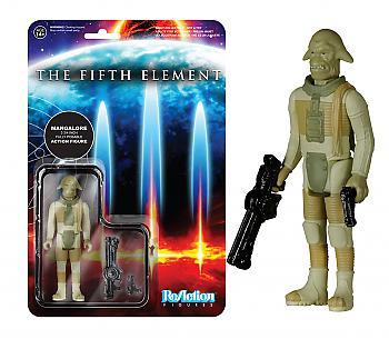 Fifth Element ReAction 3 3/4'' Retro Action Figure - Mangalore