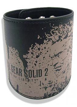 Metal Gear Solid 2 Wristband - Snake